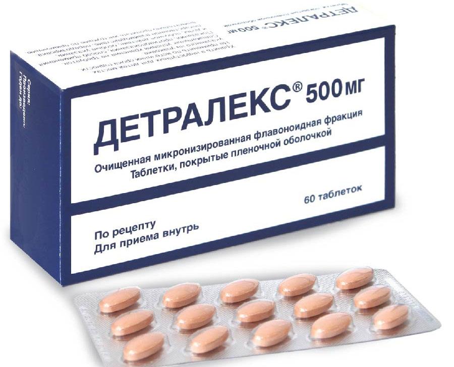 лечение варикоза таблетками